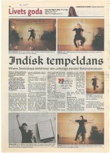 02.2011Dagbladet Nya Samhallet-2(Sweden)
